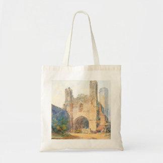 Saint Augustine's Gate, Canterbury Canvas Bag