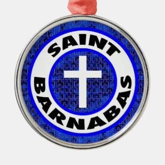 Saint Barnabas Christmas Ornament