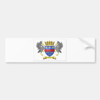 Saint Barthelemy Bumper Stickers