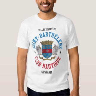 Saint-Barthélemy Club Nautique Shirt
