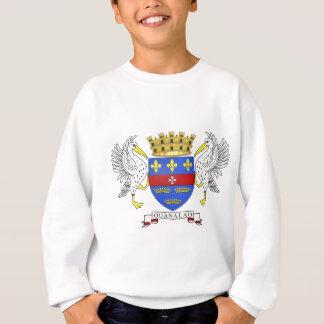 Saint Barthelemy Coat of Arms Sweatshirt
