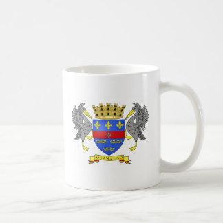 Saint Barthelemy (Local), France flag Coffee Mug