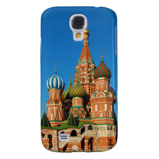 Saint Basil's Cathedral Moscow Russia Galaxy S4 Case