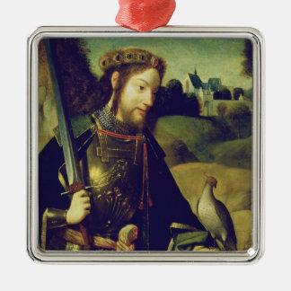 Saint Bavo Christmas Ornament