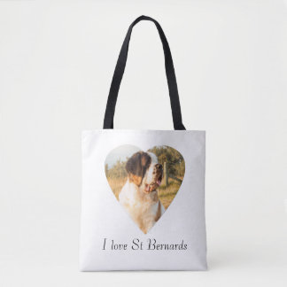 Saint Bernard bag