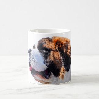 """Saint Bernard"" design mugs"