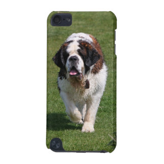 Saint Bernard dog beautiful ipod touch 4G case iPod Touch (5th Generation) Cover