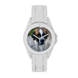 Saint Bernard Dog Watches