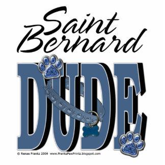 Saint Bernard DUDE Standing Photo Sculpture