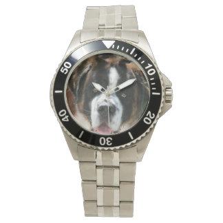 Saint Bernard Face Wristwatches