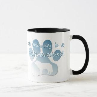 Saint Bernard Granddog Mug