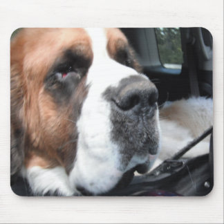 SAINT BERNARD JAKE MOUSEPAD 3