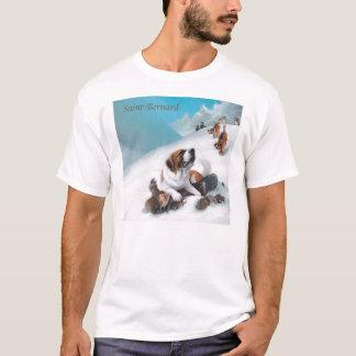 Saint Bernard Mug T-Shirt