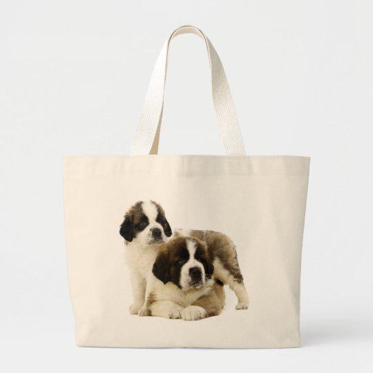 Saint Bernard Puppy Dog - Love St. Bernard