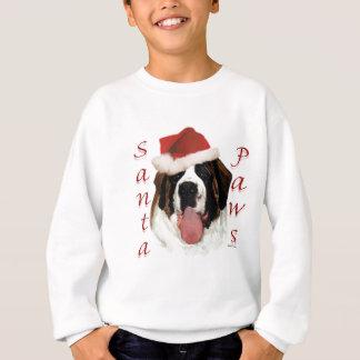 Saint Bernard Santa Paws Sweatshirt