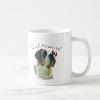 Saint Bernard (smooth) Mom 2 Coffee Mug