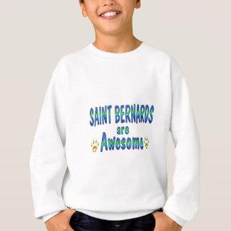 Saint Bernards are Awesome Sweatshirt