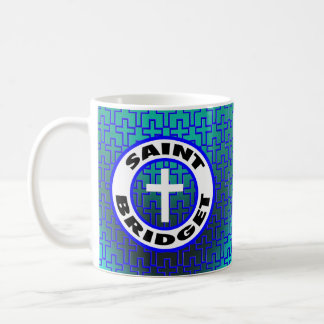 Saint Bridget Coffee Mug