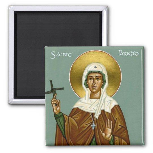 Saint Brigid's Cross Magnet