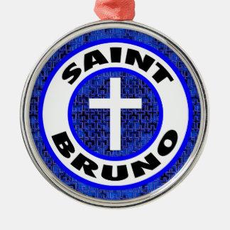 Saint Bruno Christmas Ornament