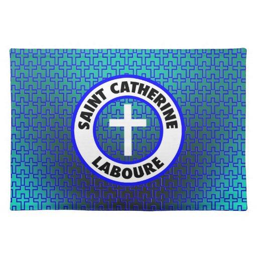 Saint Catherine Laboure Placemats