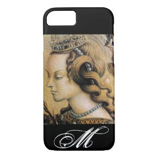 Saint Catherine of Alexandria Monogram iPhone 8/7 Case
