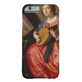 Saint Cecilia (oil on canvas) Barely There iPhone 6 Case