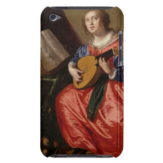 Saint Cecilia (oil on canvas) iPod Touch Cases