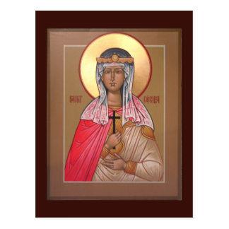 Saint Cecilia Prayer Card