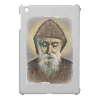 Saint Charbel Portrait Case For The iPad Mini