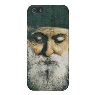 Saint Charbel Portrait iPhone 5 Cases