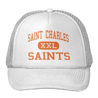 Saint Charles - Saints - High - Saint Charles Mesh Hat