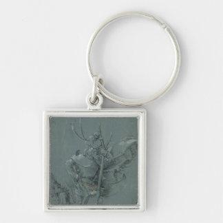 Saint Christopher, 1510 Key Ring