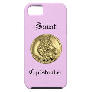 SAINT CHRISTOPHER IPHONE CASE