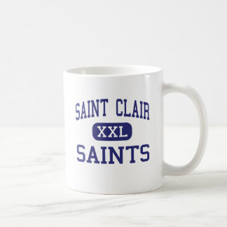 Saint Clair - Saints - High - Saint Clair Michigan Mug