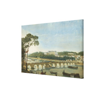 Saint-Cloud Canvas Print