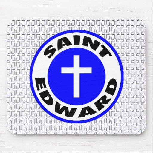 Saint Edward Mousepad