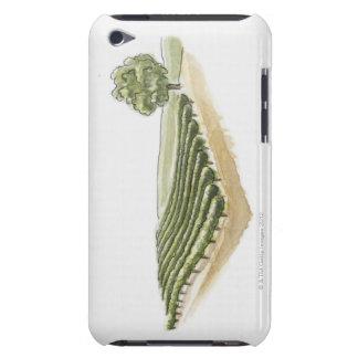 Saint-Emilion, France Case-Mate iPod Touch Case