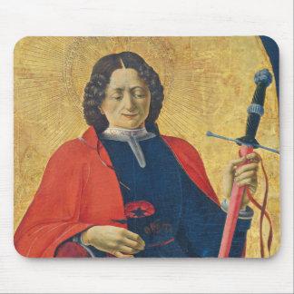 Saint Florian, Italian, c. 1473-74 Mouse Pad