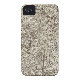 Saint Flour Case-Mate iPhone 4 Cases