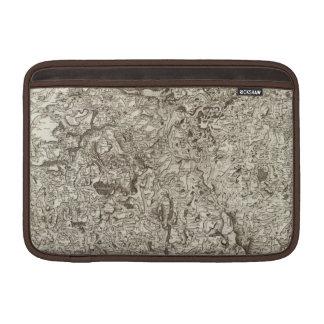 Saint Flour MacBook Sleeve