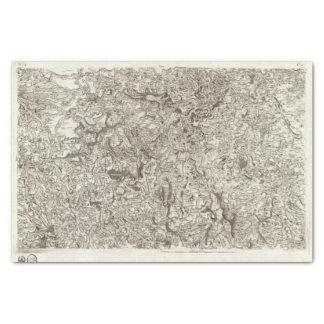 Saint Flour Tissue Paper