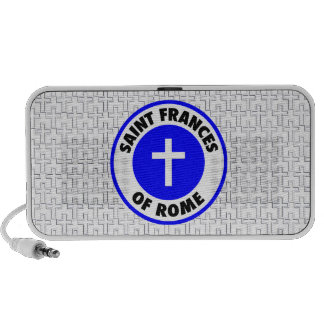 Saint Frances of Rome Travelling Speakers