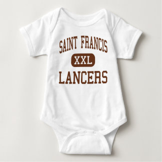 Saint Francis - Lancers - High - Mountain View Baby Bodysuit