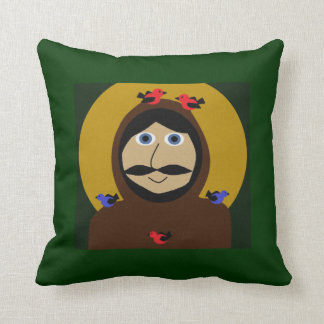 Saint Francis of Assisi Cushions