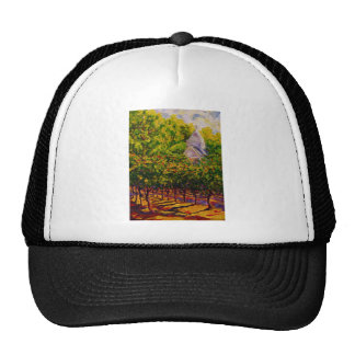 Saint Genevieve Chapel at Butterfly Creek Winery Mesh Hat