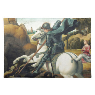 Saint George and the Dragon Placemat