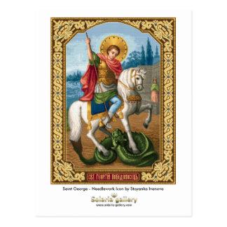 Saint George - Postcard