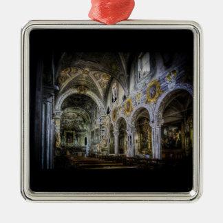 Saint George's Basilica Christmas Ornament