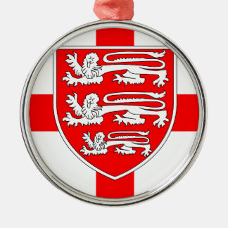 Saint Georges Day Christmas Ornament